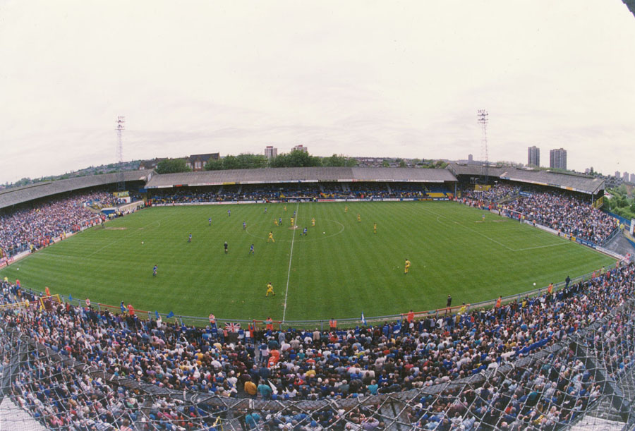 Kick Off: The last ever game at The Den 8th May 1993 v Bristol Rovers