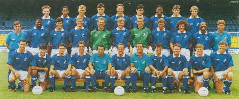 Millwall Squad 1989/90